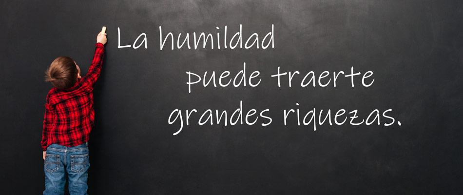 Humildad No Es Ser Pobre Ni Sencillo Se Puede Ser Rico Y Humilde Expande Tu Mente